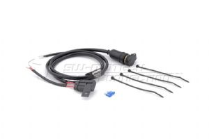 BMW-Hella/Powerlet style 12v Din/BSB-12 socket (12v Power Supply/Charger Lead) 4052572021804